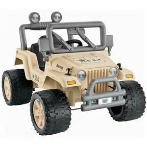 Power Wheels Jeeps Power Wheels Jeep 6v W0028