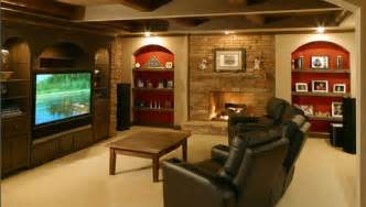 Finished Basement Ideas » Home Design 2017
