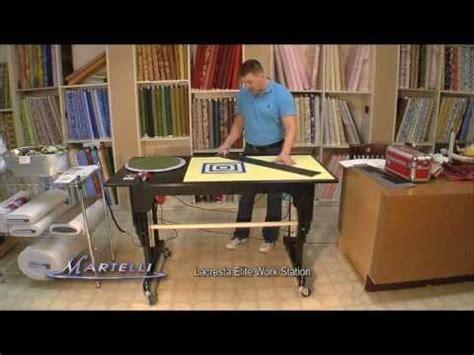Martelli Lacresta Advantage Work Station Cutting Table