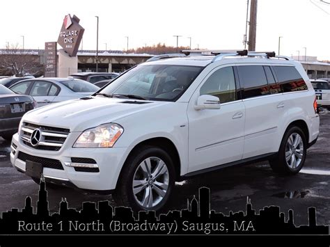 2012 Mercedes Gl350 Bluetec by Used 2012 Mercedes Gl 350 Gl350 Bluetec At Saugus