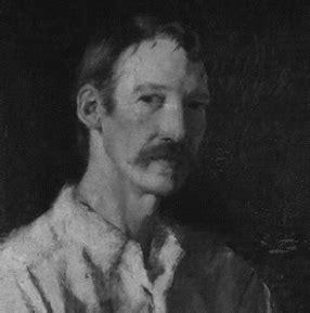 Robert Louis Ls by Robert Louis Stevenson Poet Academy Of American Poets