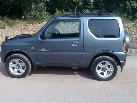 Suzuki Jimny Commercial Suzuki Jimny Manual 2005 Grey Color For Sale Islamabad