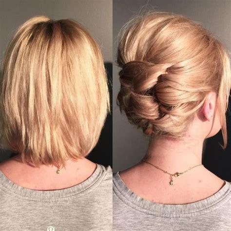 recogido pelo corto facil 30 peinados para cabello corto tutoriales y las 250 ltima