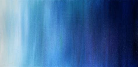 best shade of blue blended blues gradient abstract oil painting in shades of blue on canvas panel