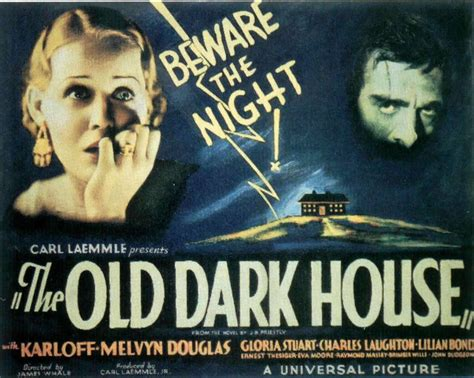 this old house videos the old dark house white city cinema