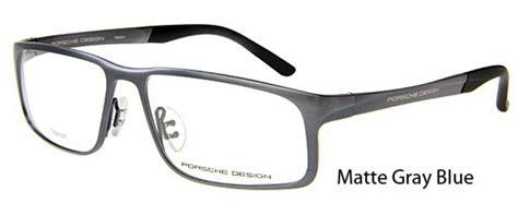 Porsche Brille by My Rx Glasses Resource Porsche Eyewear P8165
