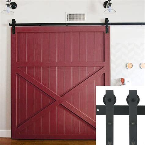 Roller Barn Door Best 25 Barn Door Rollers Ideas On Rustic Doors Farmhouse Patio Doors And Diy