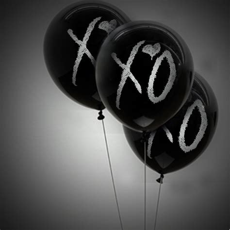 House Of Balloons The Weeknd by The Weeknd Wallpaper Balloons Wallpaper