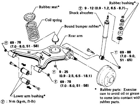 repair guides rear suspension rear suspension