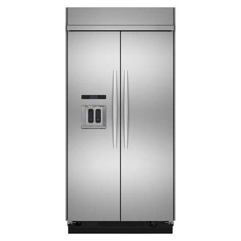 kitchenaid cabinet depth refrigerator kitchenaid kssc48qvs 29 5 cu ft counter depth built