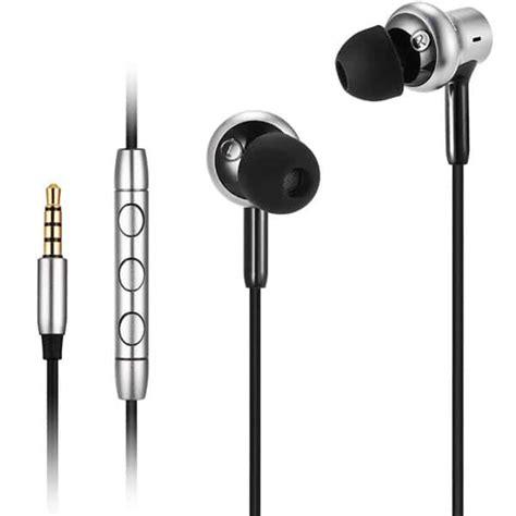 Xiaomi Mi In Ear Headphones Basic Silver Tam xiaomi mi in ear headphones pro hd qtej02jy silver uniphone gr