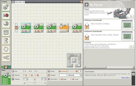 tutorial lego mindstorms nxt programming lego mindstorms nxt 2 0 programming software download free