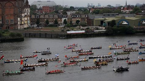 the source of the thames the games way 187 mile long royal wave sweeps length of the thames the australian