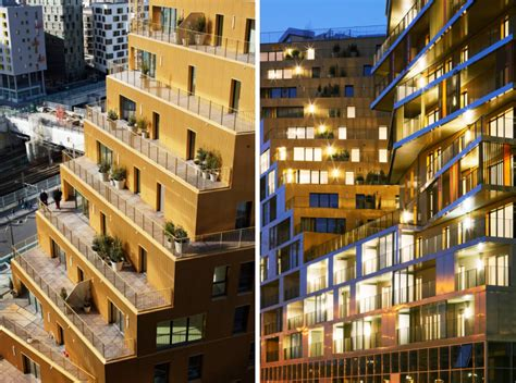 Famous Architects home building in zac massena by hamonic masson associes 10