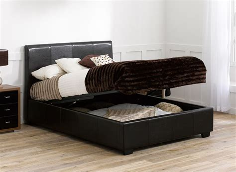 ottoman bed with storage elegance of discretion ottoman bed with storage railing