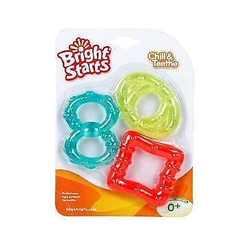 Sale Bright Starts Teether Friends bright starts chill teethe raff and friends