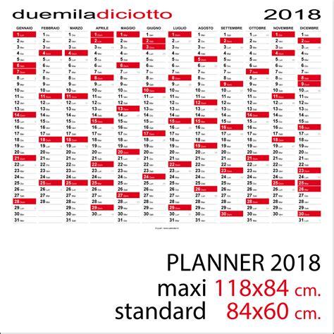 Calendario Annuale 2018 Calendari It Calendario 2018 Calendari 2018