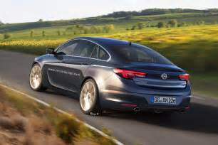 Opel Insignia 2017 Future 2017 Opel Vauxhall Insignia Has Big Shoes To Fill