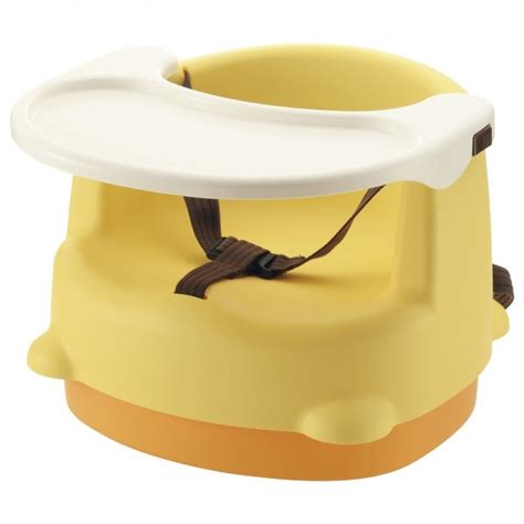 Richell Baby Booster 1 richell booster seat yellow babyonline