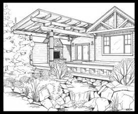 Backyard Page Backyard Coloring Pages
