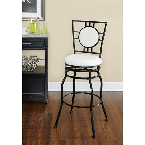linon home decor bar stools linon home decor townsend adjustable height black