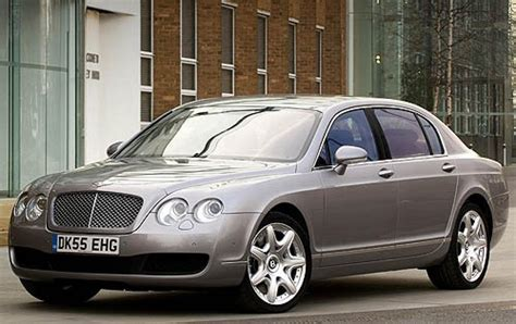 bentley flying spur 2007 2008 bentley continental flying spur information and