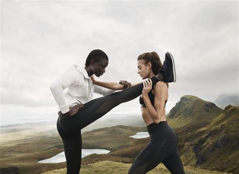 Hm Launches Shoe Range by H M Launches Its Conscious Led Activewear Line