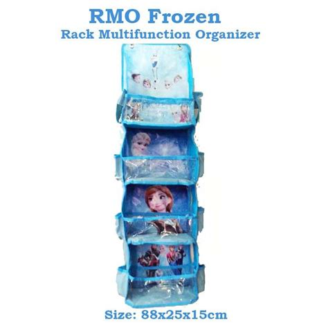 Musltifunction Desk Biru 4 In 1 rmo frozen biru rack multifunction organizer rak