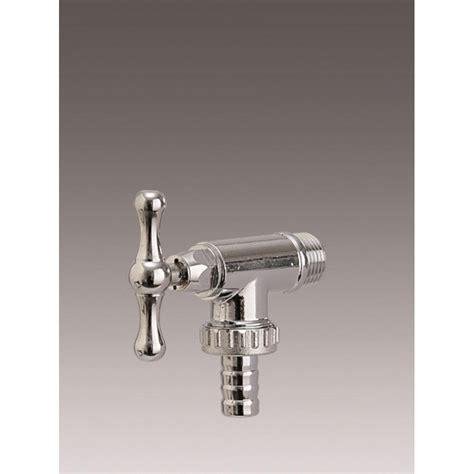 rubinetti per fontane bel fer rubinetto laterale per fontane ferro ottone cromato