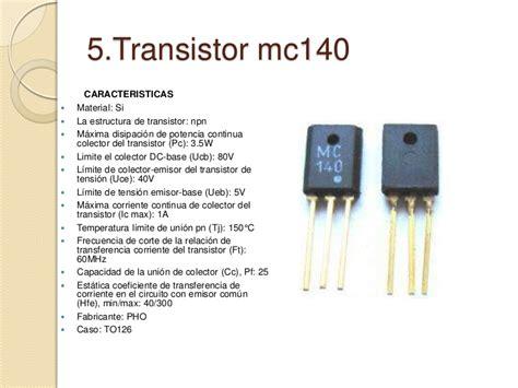 transistor bd139 caracteristicas transistor npn caracteristicas 28 images transistores mosfet de pot 234 ncia ppt carregar
