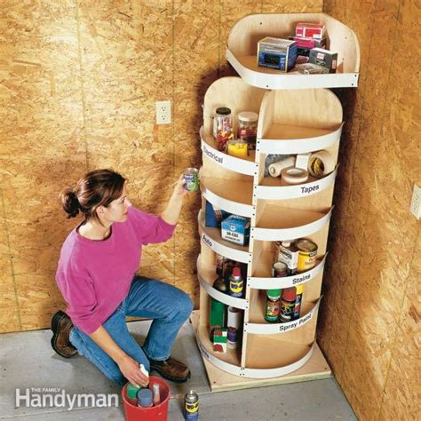 Garage Shelving Projects Reclaim Your Garage Organize It The Family Handyman