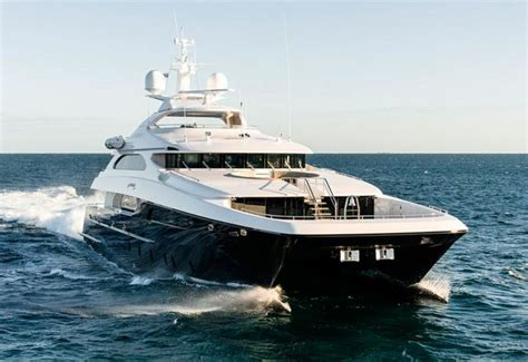 yacht zenith 40m motor yacht zenith launched by sabre catamarans