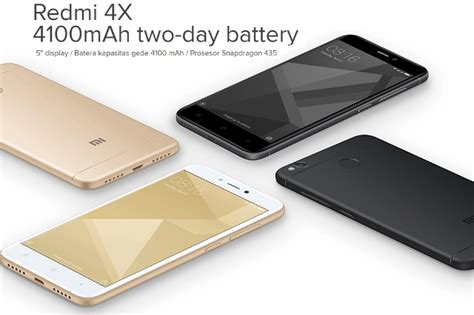 Harga Murah Hardcase Spigen Xiaomi Redmi 4x harga xiaomi redmi 4x januari 2018 dan spesifikasi lengkap informasi hp