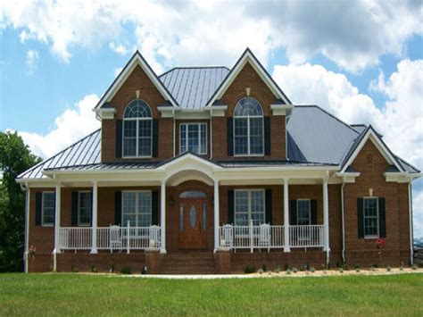 two story house plans with front porch two story house with balcony two story houses with front