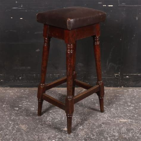mahogany bar stool mahogany bar stool 461121 sellingantiques co uk
