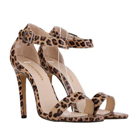 big heels sandals 2016 fashion sandals stiletto high heels ankle