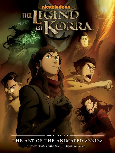 nemo rising books legend of korra book on the way gamer