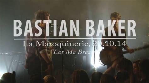 all about storage baker la bastian baker let me breathe live in 2014