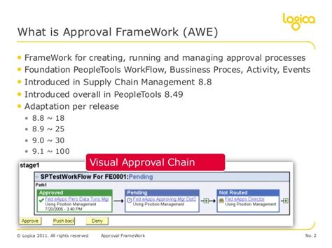 peoplesoft workflow peoplesoft approval framework awe