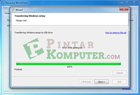 membuat bootable usb flash disk untuk windows 7 cara membuat bootable flashdisk windows 7 menggunakan