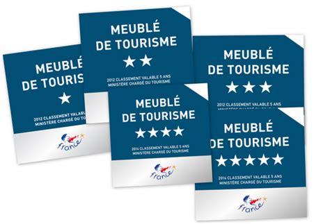 classement du meubl 233 de tourisme la course aux 233 toiles