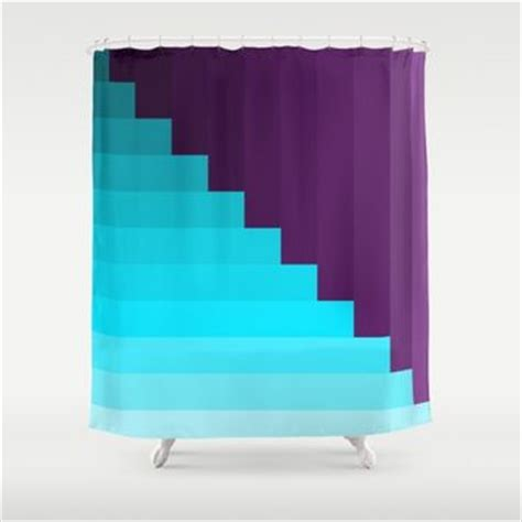 deep turquoise curtains shop purple and turquoise curtains on wanelo