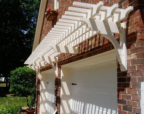 garage pergola kits best 25 garage pergola ideas on garage
