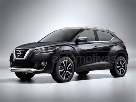 compact suv nissan upcoming nissan compact suv rendered debut at 2016 auto expo