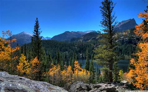 National Landscape Definition Rocky Mountain National Park Wallpapers Wallpaper Cave