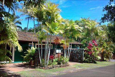 poipu kauai vacation cottages kauai cove