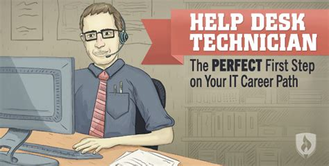 it help desk technician help desk technician the first step on your it career path