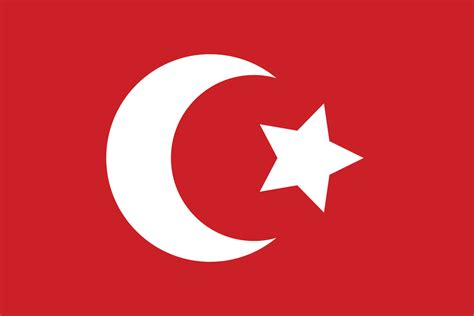 flag of ottoman empire file ottoman flag alternative svg wikipedia