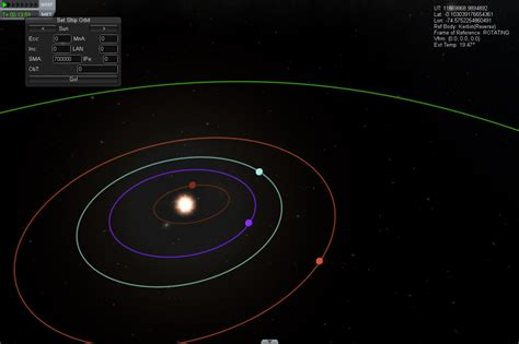 unity ksp tutorial kerbal space program 0 17 11 new planets and moons