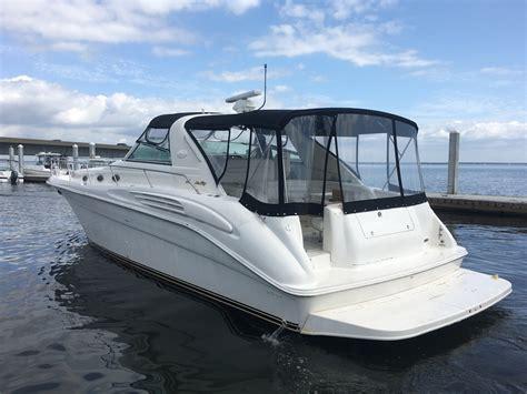 used sea ray cuddy cabin boats for sale boats - Cabin Sea Boats